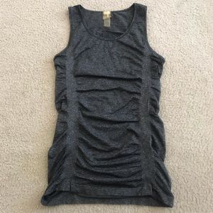 Calia by Carrie Underwood Ruched Tank Top